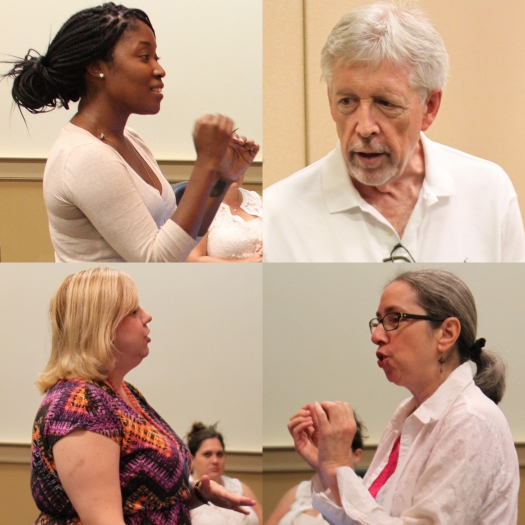 Members of the Leadership Circle share their thoughts on how, as a diverse group themselves, they had to work across differences in developing their Better Together recommendations for the Commission.